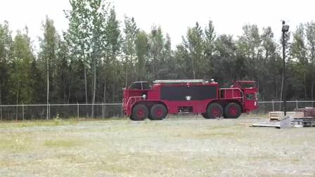 Oshkosh M-23 / M6000 - CRASH RESCUE FIREFIGHTING  TRUCK  / EL MEJOR EN LOS AEROPUERTOS DEL MUNDO