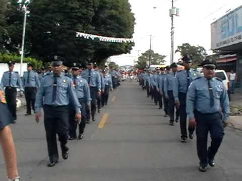 04 de Noviembre 2011 / Desfile del dia de la Bandera / Bomberos de David Chiriqui / Panama
