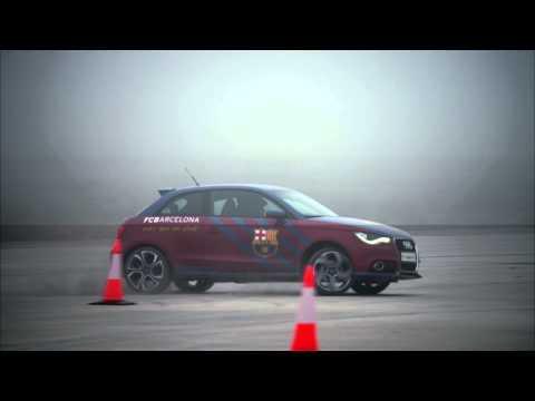 """No todo es Bomberos: Spot Audi  /  """"La pasión vuelve a dejar huella"""""""