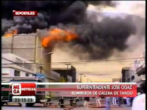 Documento Periodístico / Bomberos condenados a la pobreza / Chile