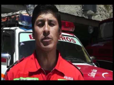 """SPOT NAVIDEÑO 2 - BOMBEROS """"ANTOFAGASTA"""" BOLIVIA"""