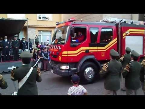 Desfile / Cuerpo de Bomberos de Valdivia 2012 / Valdivia en Chile