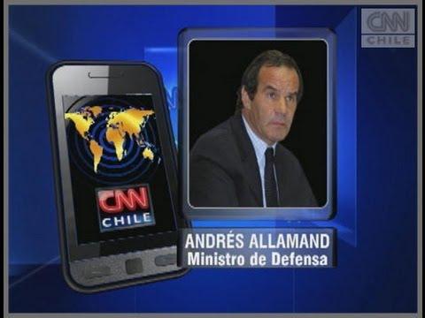 25.02.2012 / Incendio afectó a la base antártica brasileña
