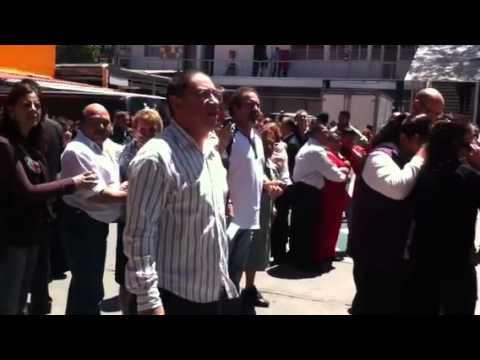 Sismo en Mexico DF - Marzo 20 2012