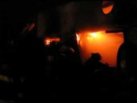 11 de julio de 2009 / Incendio de Vivienda en Garin / Buenos Aires en Argentina