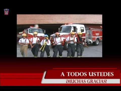 Bomberos Guadalajara, Jal. México