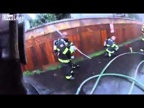 Análisis: 16 de Febrero de 2012 / Incendio Estructural, Departamento de Incendios de Alameda, Estados Unidos