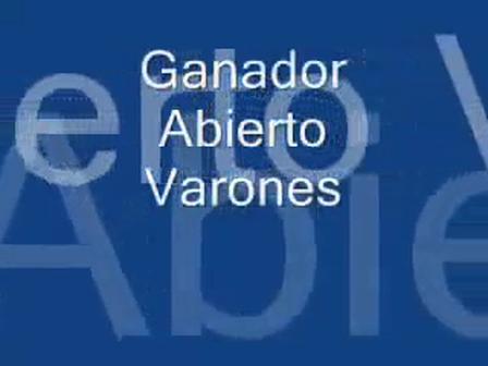 Desafio de Bomberos Chile Final Varones - YouTube