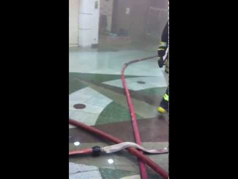 Audio - RIT / Video del Interior durante el Incendio / Incendio del Mall Plaza del Trébol de Talcahuano, Chile / Vídeo Destacado de La Hermandad de Bomberos