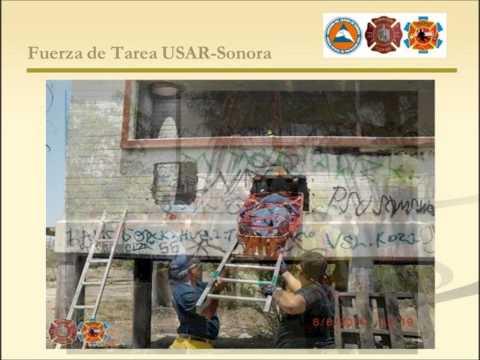 Grupo Fuerza de Tarea USAR / Sonora, México