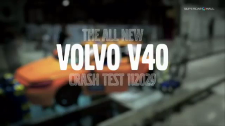 Volvo V40 / Crash Test