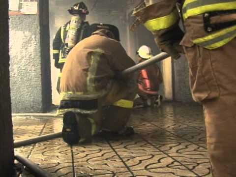 14 de Febrero de 2012 / Incendio en el Centro de Guayaquil / Ecuador
