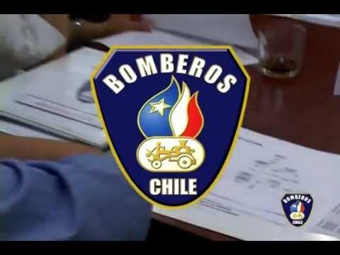 Bomberos de Chile Profesionales de la Emergencia
