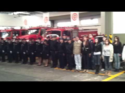 Bnda de Musica del Cuerpo de  Bomberos de Quilmes / Buenos Aires en Argentina