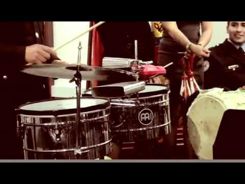 """""""Son Candela"""", orquesta de los Bomberos de Bogotá"""