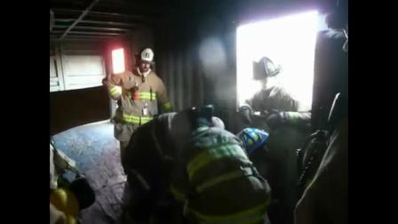 Ejercicio Denver / El Ejercicio del Rescate Denver con variante / Departamento de incendios de Townline / Estados Unidos