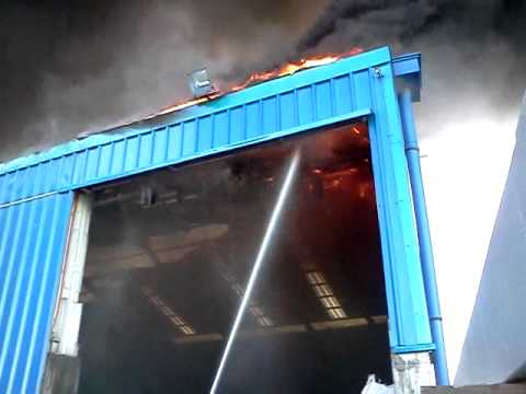 Incendio sal lobos TALCAHUANO, CHILE