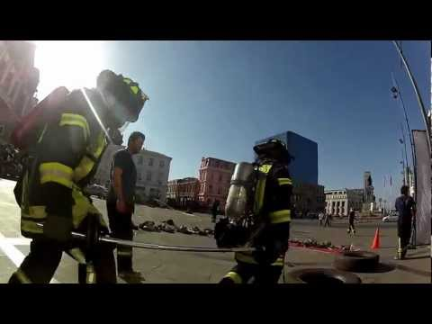 Test de consumo 2.0 - Capacidad anaeróbica - Chile /  Vídeo Destacado de La Hermandad de Bomberos