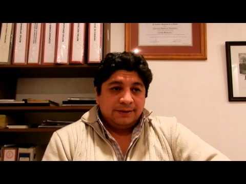 Bomberos Voluntarios de San Martín firmaron convenio de Capacitación con Bomberos de Chile