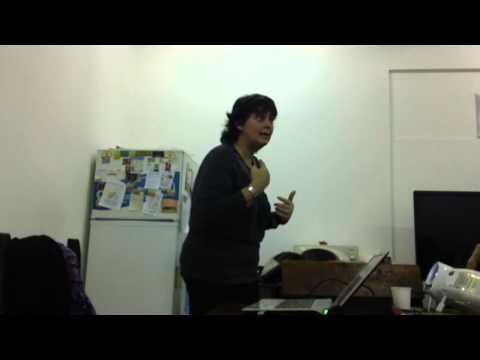 Capacitación: Psicología de La Emergencia / Lic. Alicia Galfasó / Cuerpo de Bomberos Voluntarios de Ezeiza, Buenos -Aires en Argentina (3)