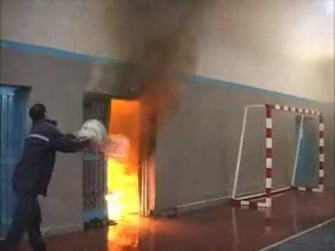 Otro incendio en dependencia municipal de El Bolsón