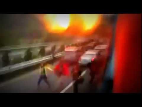 Explosión de tanque cisterna en China mata tres Bomberos / Nuevo vídeo inedito / Vídeo Destacado de La Hermandad de Bomberos