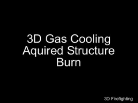 Entrenamiento con fuego real de CFBT - 3 DWF (Entrenamiento en Comportamiento Extremo del Fuego-Compartment Fire Behaviour Training)