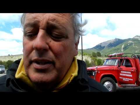 Entrega de nuevos móviles para Bomberos Voluntarios de Villa Lago Meliquina