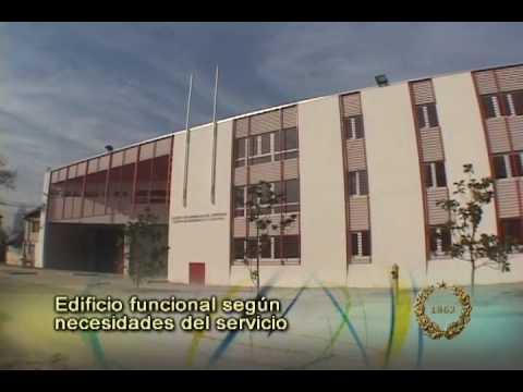 """Nuevo """"Centro de Mantenimiento y Logística"""" CBS"""
