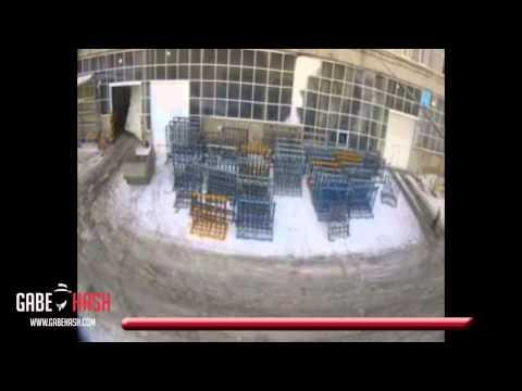 IMÁGENES IMPACTANTES ONDA EXPANSIVA METEORITO RUSIA FEBRERO 15 2013