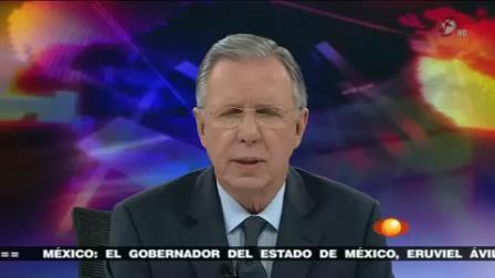 EXPLOSIÓN EN TORRE DE PEMEX EN DISTRITO FEDERAL / MÉXICO