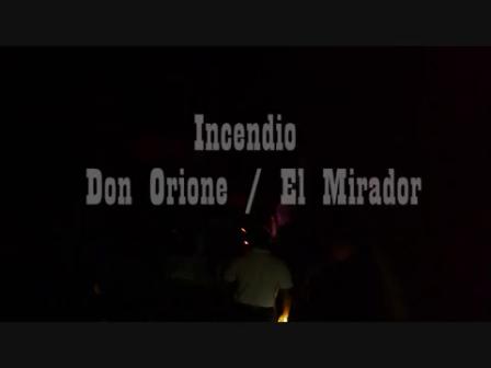 CAMARA EN CASCO: INCENDIO DE COTOLENGO DE LA COMUNA DE LOS CERRILLOS, CUERPO DE BOMBEROS DE MAIPU EN CHILE / Vídeo Destacado de La Hermandad de Bomberos