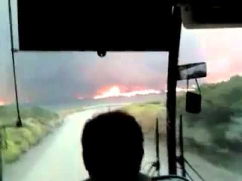 Incendio en Torres del Paine (Chile, Diciembre 2011)