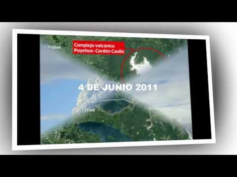 Homenaje a los Bomberos Voluntarios de Villa La Angostura Recordando la erupción del Volcán Puyehue…