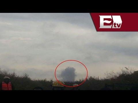 Fuga de gasolina en Jalisco / Excélsior Informa con Mariana H