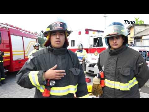 CHOREROS DEL FUEGO - CAPITULO 1 - / TERCERA COMPAÑÍA DE BOMBEROS DE TALCAHUANO, CHILE / Vídeo Destacado de La Hermandad de Bomberos