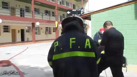 BOMBEROS DE LA ESCUELA FEDERAL DE SUBOFICIALES Y AGENTES / POLICÍA FEDERAL ARGENTINA / Vídeo Destacado de La Hermandad de Bomberos