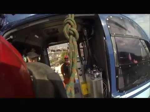 BOMBEROS PFA GRUPO ESPECIAL DE RESCATE PRACTICAS Y SIMULACROS GOPRO2013 / Vídeo Destacado de La Hermandad de Bomberos
