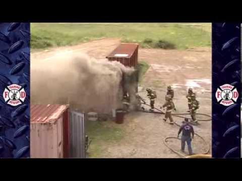 """ACADEMIA DE LA RED DE ENTRENAMIENTO DE DEPARTAMENTOS DE BOMBEROS """"FIRE DEPARTMENT TRAINING NETWORK"""" - INDIANA, ESTADOS UNIDOS"""