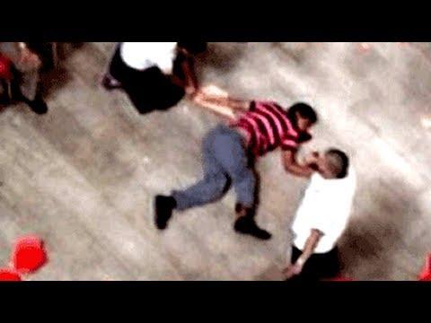 SUICIDIO POR AMOR EN COSTANERA CENTER!!!!! FUERTES IMAGENES!!!