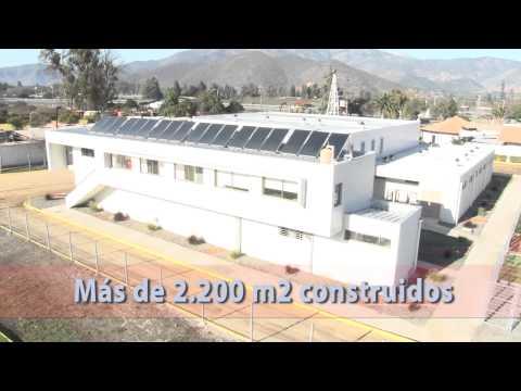 BOMBEROS DE CHILE -  Nuevas dependencias del Centro de Entrenamiento - Chile