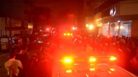 GRAN INCENDIO SE PROPAGO RÁPIDAMENTE POR CIUDAD DE PASSO FUNDO  - RÍO GRANDE EN BRASIL / Vídeo Destacado de La Hermandad de Bomberos