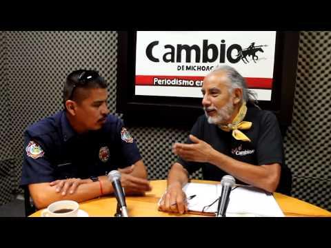 """PROGRAMA """"VOCES DE CAMBIO"""": PROBLEMATICA DE LOS BOMBEROS MUNICIPALES DE MORELIA / Vídeo Destacado de La Hermandad de Bomberos"""
