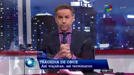LA TRAGEDIA DE ONCE: VÍDEO DEL RESCATE DE LOS PASAJEROS DENTRO DEL VAGÓN - ARGENTINA / Video Destacado de La Hermandad de Bomberos