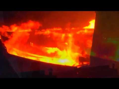 BOMBEROS DE VALPARAISO 2015 - CHILE / Vídeo Destacado de La Hermandad de Bomberos