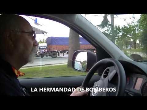 ABORDO: RESCATE VEHICULAR, BOMBEROS BARADERO - BUENOS AIRES, ARGENTINA