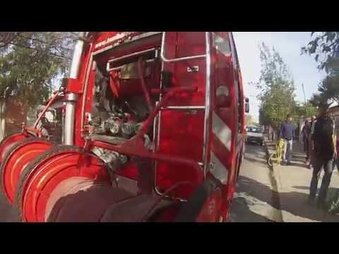 Batallón De Incendio Calle 2 con Lo Ovalle, B-4 - Chile
