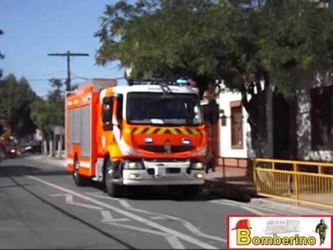 sirenas carros bomberos chile