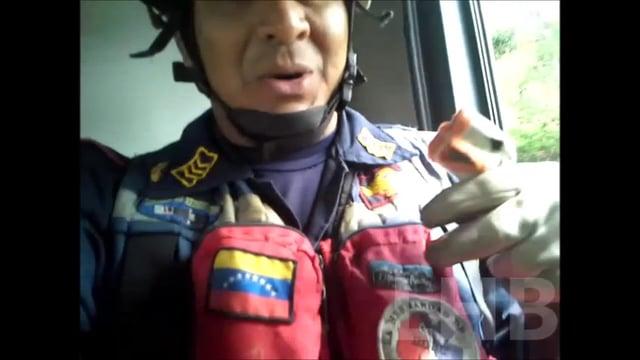 SALUDO DE BOMBEROS MIRANDA - VENEZUELA