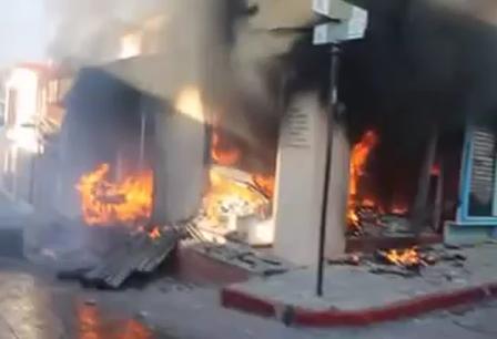 EXPLOSIÓN DE PIPA DE GAS EN PLENO CENTRO DE COMITAN, CHIAPAS EN MÉXICO / Vídeo Destacado de la Hermandad de Bomberos